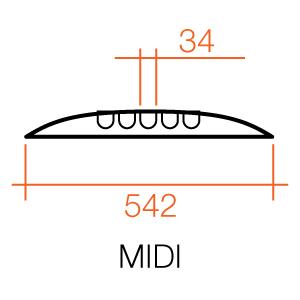 Defender Midi