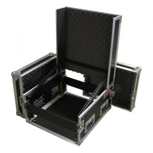 4RU Combo Rack Mount Case