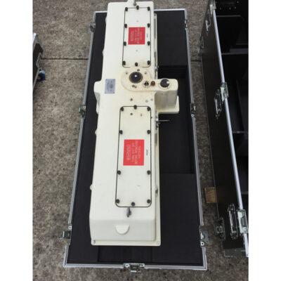 Dobson's Ozone Spectrophotometer Multi-Piece Road Case