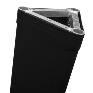 Lycra Sock for A33 1m - Black