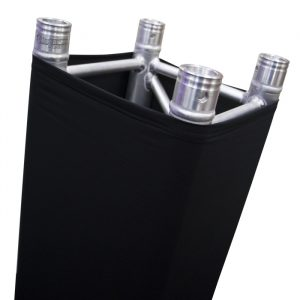 Lycra Sock for F33 1m - Black
