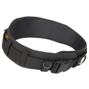 Dirty Rigger Padded Utility Belt - Black