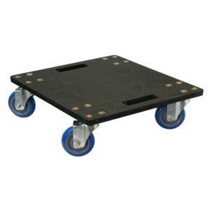Castor Board Kit to suit 600mm x 600mm Road Case Complete