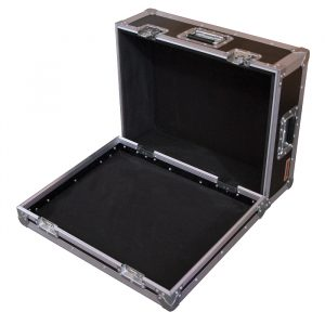 Mixer Case excluding Foam Fit-out; Internal Width 450mm - Black