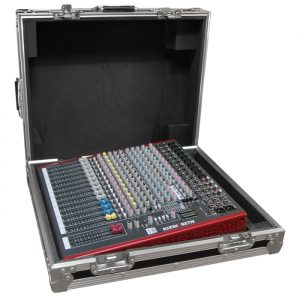 Generic Mixer Case 587mmW x 517mmD x 172mmH - Black