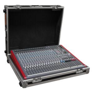Generic Mixer Case 767mmW x 687mmD x 218mmH - Black