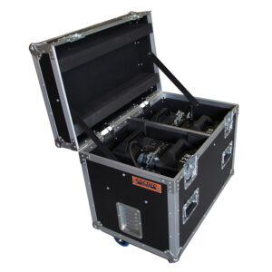 Dual Aetos 250kg Chain Hoist Case