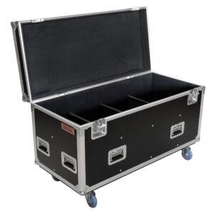 8 Unit Tri-Colour LED 64 Case