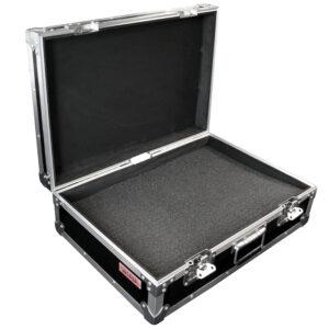 Heavy Duty Briefcase 640mmL x 450mmD x 210mmH with Easy-Cut Foam Inserts - Black