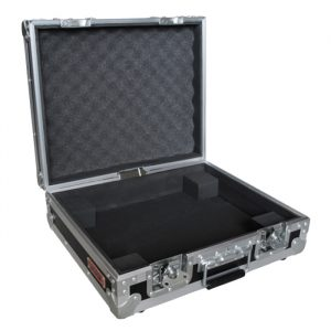 Generic Utility Briefcase 490mmL x 410mmD x 160mmH - Black