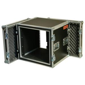 10RU Anti-Shock Rack Mount Case