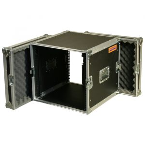 10RU Standard Mount Rack Case