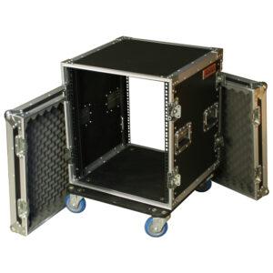 12RU Standard Rack Mount Case