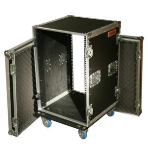 16RU Standard Rack Mount Case