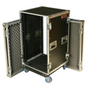 18RU Standard Rack Mount Case