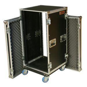 20RU Standard Rack Mount Case