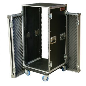 22RU Standard Rack Mount Case
