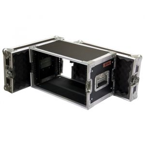 6RU Standard Rack Mount Case; 400mm Deep