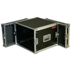 8RU Standard Rack Mount Case; 300mm Deep
