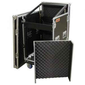 12RU Combo Rack Mount Case; 12RU Top