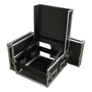 4RU Combo Rack Mount Case;12RU Top