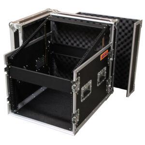 8RU Combo Rack Mount Case;12RU Top