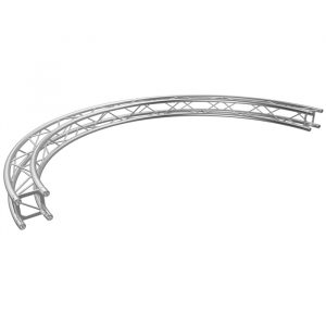 F14 0.5mR (1.0mØ) 180° Radial Truss (2 parts to a Circle)