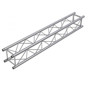 F24 Square 0.3m Linear Truss with Spigots, Pins & R-Clips