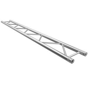 F32 Flat 0.25m Linear Truss with Spigots, Pins & R-Clips