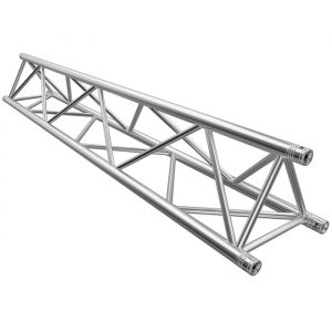 F43P Tri 0.5m Linear Truss with Spigots, Pins & R-Clips