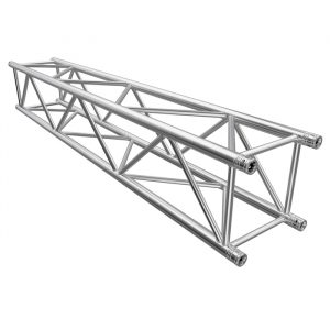 F44P Square 0.4m Linear Truss with Spigots, Pins & R-Clips