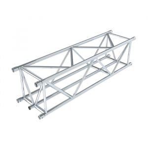 F55 0.5m 5-Chord Square Linear Truss with Spigots, Pins & R-Clips