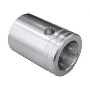 F32-44 Truss 70mmL Female Socket Connector with M10 Bolt Hole (excluding Spigot, Pins & R-Clips)