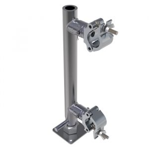 F44P Horizontal Truss Screw Jack Adaptor without Couplers