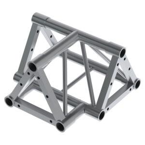 A33 Tri-Truss Horizontal T-Junction (including bolts & spigots sets)