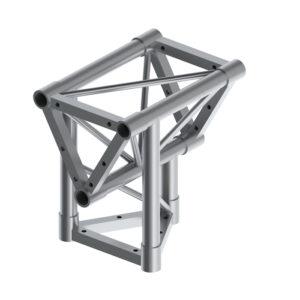 A33 Tri-Truss Vertical T-Junction (including bolts & spigots sets)