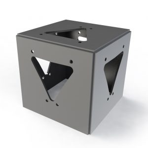 A33 Tri-Truss Cube Junction (including bolts sets for 2 faces)