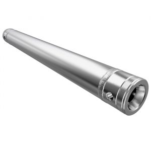 F01 0.5m 50mmØ Single Tube with Spigot, Pins & R-Clips