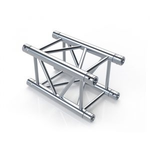 F34P Square 0.5m Linear Truss with Spigots, Pins & R-Clips