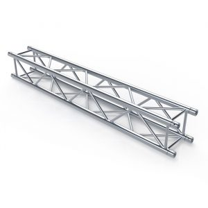 F34P Square 2.0m Linear Truss with Spigots, Pins & R-Clips