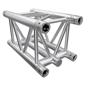 F35 0.5m 5-Chord Square Linear Truss with Spigots, Pins & R-Clips