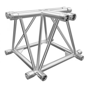 F52 Folding Truss 3 Way Horizontal T-Junction