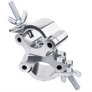 50mmØ Heavy Duty (500kg) 45° Incremental Locking Swivel Coupler