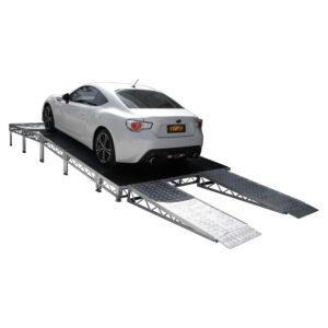 Stage Car Ramp