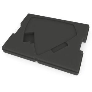 Foam insert for Sennheiser AD 3700 Paddle in Sub SU S440-3412