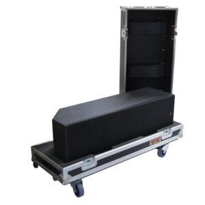 Custom Case and foam to house 1x Meyer Sub