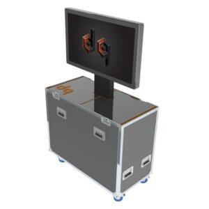 Custom Electric Screen Lift Case