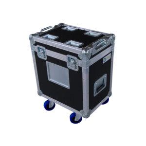 H-9 Pro DMX Fan Ovation Road Case