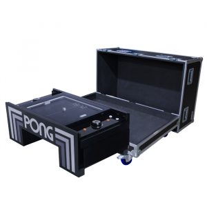 Atari Pong Coffee Table Ovation Road Case