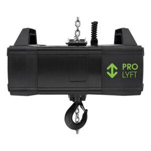 Prolyft Aetos 1000kg Chain Hoist Body; 4m/min; Low Voltage Control;Harting Plug